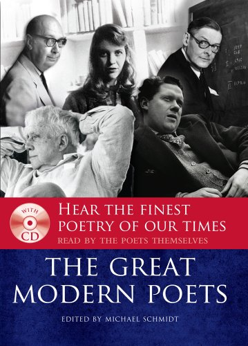 9780857382467: The Great Modern Poets: An anthology of the best poets and poetry since 1900