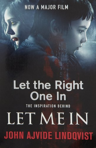 Let the Right One in: Lindqvist; Lindqvist, John