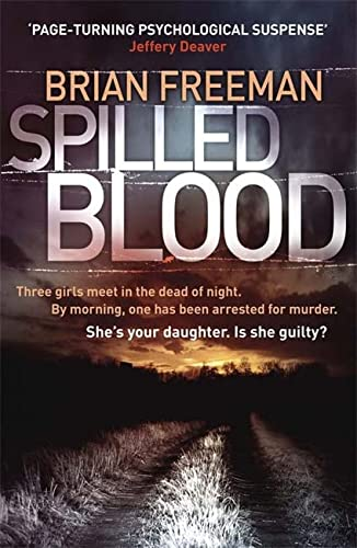 9780857383204: Spilled Blood