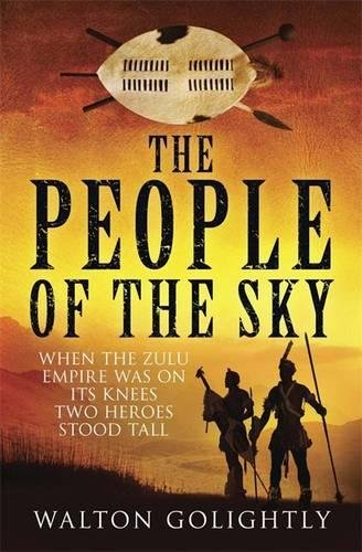 9780857383310: The People of the Sky (The Amazulu Trilogy)