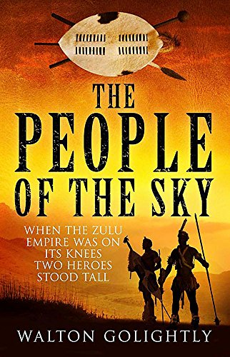 9780857383327: The People of the Sky (The Amazulu Trilogy)