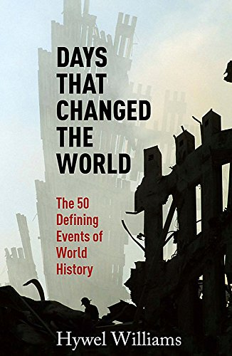 What are some of the top 50 world history events?