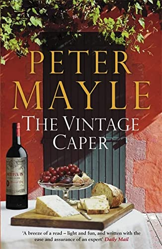 Vintage Caper (0857384333) by Peter Mayle