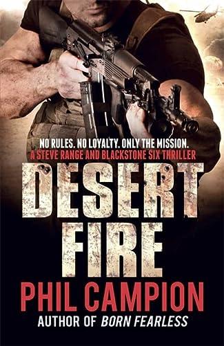 9780857384447: Desert Fire