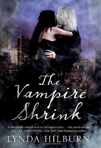 The Vampire Shrink: Hilburn, Lynda