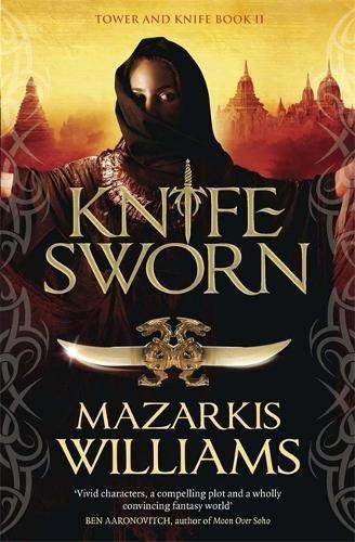 9780857388643: Knife-Sworn