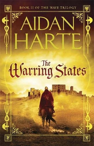 9780857389015: The Warring States: The Wave Trilogy Book 2