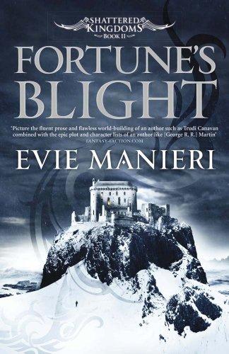 9780857389459: Fortune's Blight (Shattered Kingdoms)