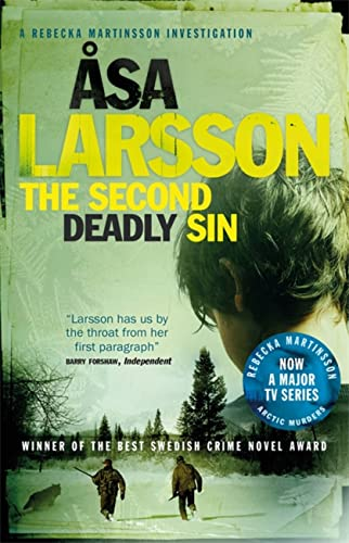 9780857389985: The Second Deadly Sin: A Rebecka Martinsson Investigation