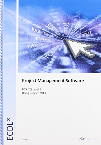 9780857411921: ECDL Project Planning Using Microsoft Project 2013 (BCS ITQ Level 2)