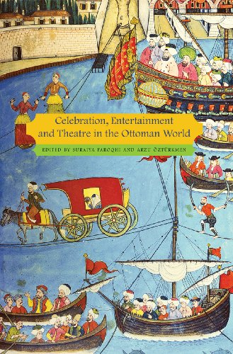 9780857420442: Celebration, Entertainment and Theater in the Ottoman World (Enactments)