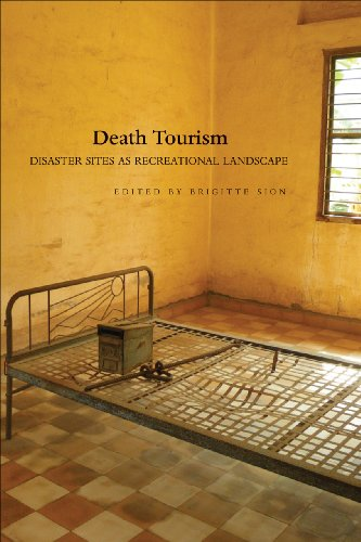 9780857421074: Death Tourism: Disaster Sites as Recreational Landscape (Enactments)