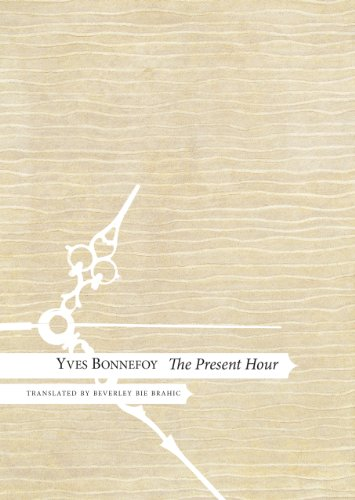 9780857421630: The Present Hour (The French List)