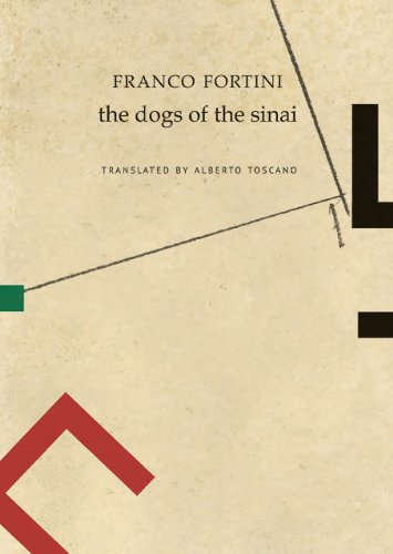 9780857421722: The Dogs of the Sinai (The Italian List)
