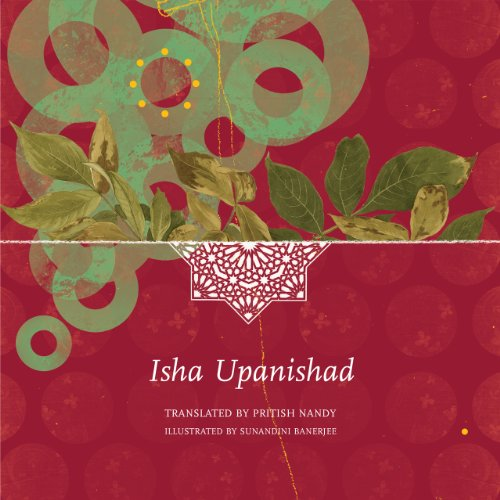 Isha Upanishad (Hardcover): Pritish Nandy