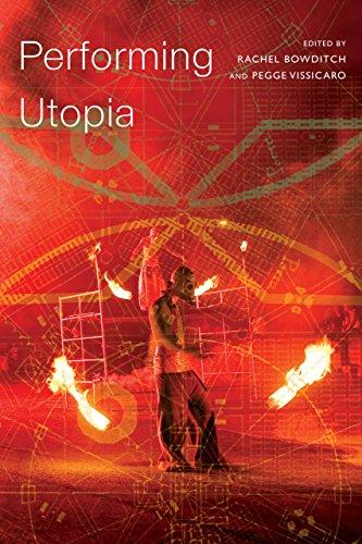 9780857423863: Performing Utopia (Enactments)