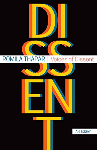 9780857428622: Voices of Dissent: An Essay