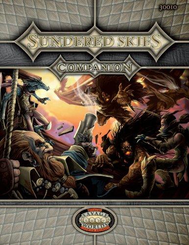 9780857440044: Sundered Skies Companion (Savage Worlds)