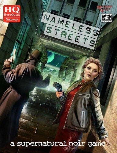9780857440105: Nameless Streets