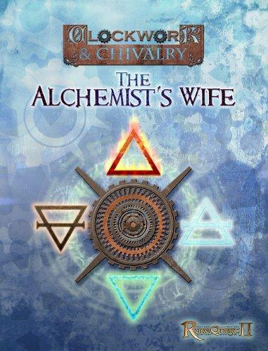 9780857440112: The Alchemist's Wife: Clockwork & Chivalry (RuneQuest II)