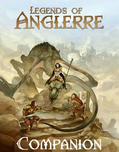 9780857440143: Legends of Anglerre Companion