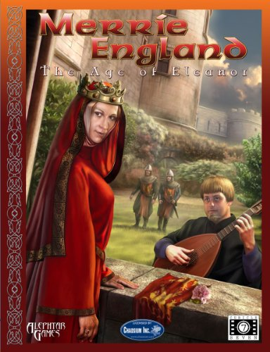 9780857440426: Merrie England the Age of Eleanor