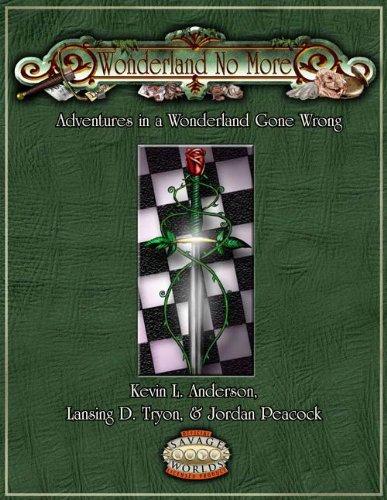 9780857440501: Wonderland No More (Savage Worlds)
