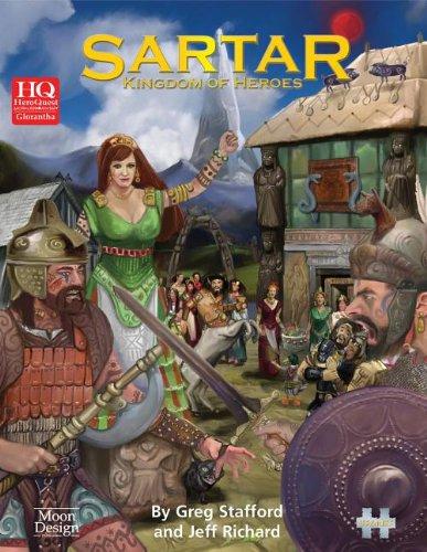 9780857441041: Sartar: Kingdom of Heroes (HeroQuest Glorantha)