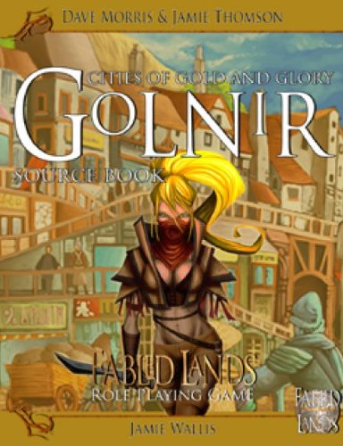 9780857441256: Golnir - Cities of Gold and Glory (None)