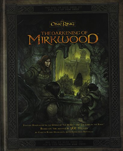 9780857441348: The Darkening of Mirkwood (The One Ring Roleplaying Game)