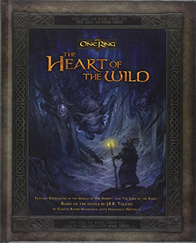 9780857441430: The Heart of the Wild (The One Ring Roleplaying Game)
