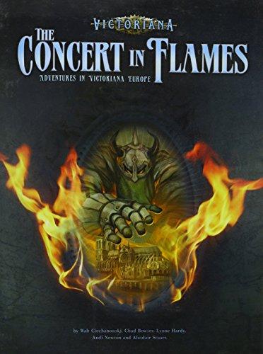 9780857441478: Concert in Flames (Victoriana)