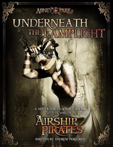 Underneath the Lamplight: Cubicle 7 Entertainment Ltd