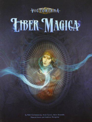 9780857441591: Liber Magica (Victoriana)