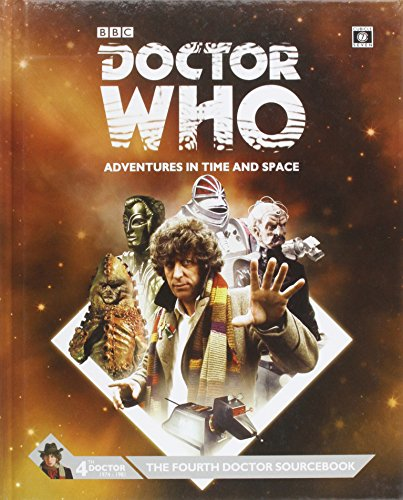 Dr Who Fourth Doctor Sourcebook
