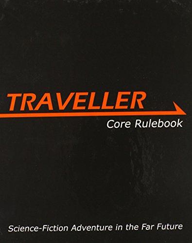 9780857441867: TRAVELLER RPG