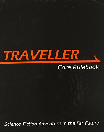 9780857441867: Traveller Core Rulebook