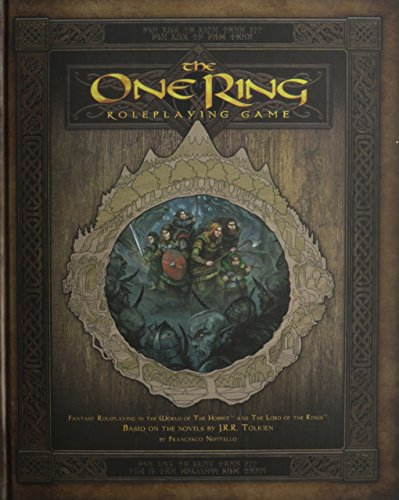 One Ring Roleplaying Game The: Cubicle 7
