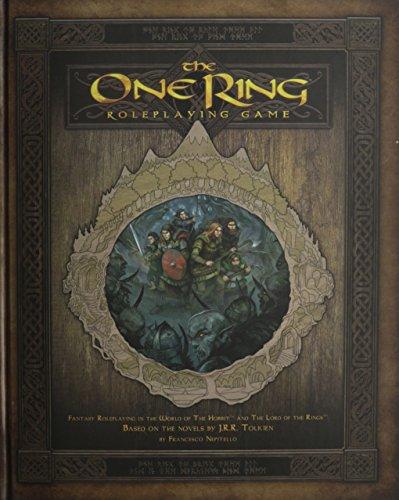 9780857442444: One Ring Rpg Revised