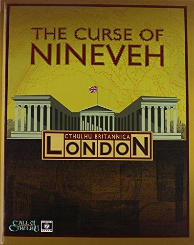 9780857442468: Cthulhu Britannica The Curse of Nineveh