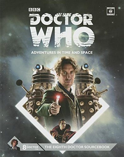 9780857442482: Dr Who Eighth Doctor Sourcebook