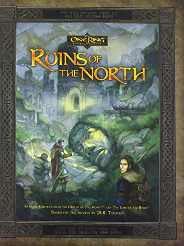 Ruins of the North (The One Ring Roleplaying Game): Adam Dials; Francesco Nepitello; James M. Spahn...