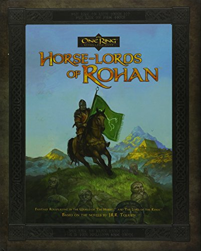 One Ring Horse Lords of Rohan: Catalyst Game Labs
