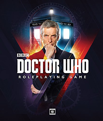 Doctor Who Rpg Core Rules