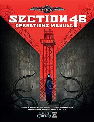 9780857443076: World War Cthulhu Cold War Section 46
