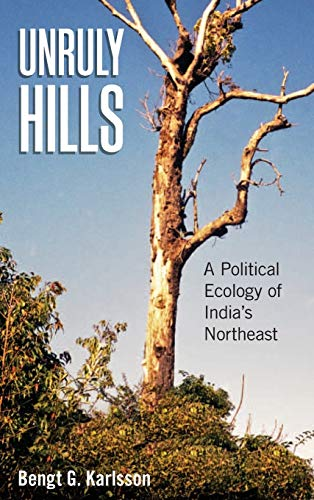9780857451040: Unruly Hills: A Political Ecology of India's Northeast
