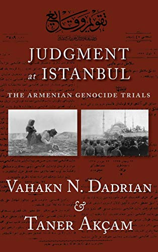 9780857452511: Judgment at Istanbul: The American Genocide Trials