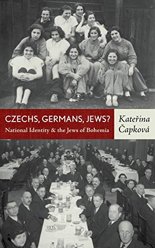 9780857454744: Czechs, Germans, Jews?: National Identity and the Jews of Bohemia