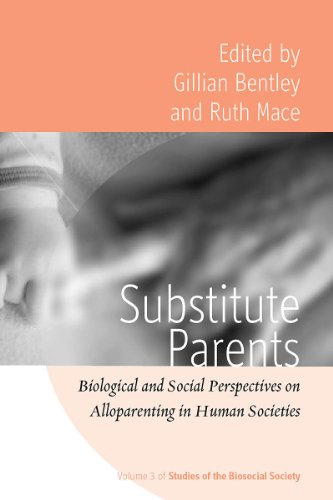 9780857456410: Substitute Parents: Biological and Social Perspectives on Alloparenting in Human Societies (Studies of the BioSocial Society)