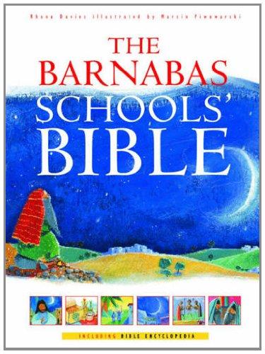 9780857460820: The Barnabas Schools' Bible